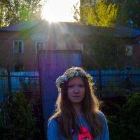 Солнце ярко светит :: Света Кондрашова