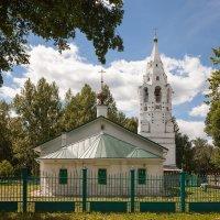 Романов-Борисоглебск. Покровский храм :: Алексей Шаповалов Стерх