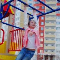 Весна и спорт :: Нина