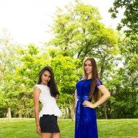 Анастасия и Евгения :: Мария