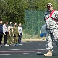 Армия, с-с-с....!!! Это вам не это!!! Понятно?... :: Konstantin © krogz.ru