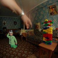 Загадка из альбома сновидений :: Владилен Панченко