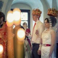 Венчание :: Игорь Чистяков