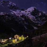 Тепло и холод гор :: Sergey Lexin