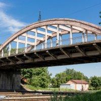 Мост Тильзита :: Игорь Вишняков