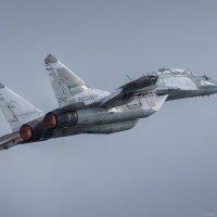 МиГ-29УБ :: Павел Myth Буканов