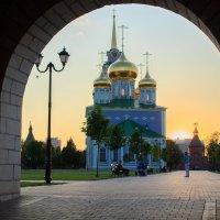 Закат в кремле :: Илья Самойлов