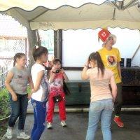 Подростки веселятся :: Лебедев Виктор