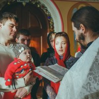 Таинство Крещения :: Аннета /Анна/ Шу