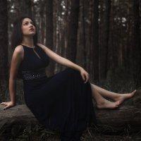 Хозяйка леса :: Андрей Макаров