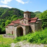 Северный храм Архыза. :: Иван
