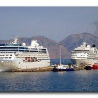В нашу гавань заходили корабли. :: Чария Зоя