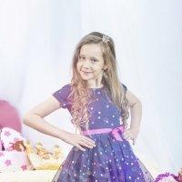Принцесса на горошине :: Анастасия Ярцева