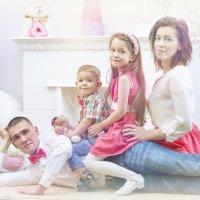 Семья М :: Анастасия Ярцева