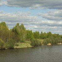 Русские просторы. :: IRINA VERSHININA