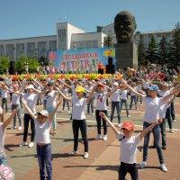 День защиты детей 4 :: Сергей Крапивин