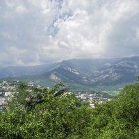 Облака на холмах :: Варвара