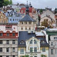 Цветной город :: Николай Танаев