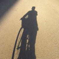 Учусь снимать себя, едущего на велосипеде :: Андрей Лукьянов