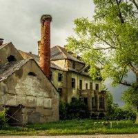Маслозавод в городке Бриттанин :: Игорь Вишняков
