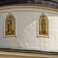 Иконы на соборе. :: Анатолий. Chesnavik.