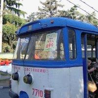 Старый тролейбус :: Владимир
