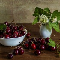 Лето со вкусом черешни. :: Альмира Юсупова