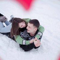 Love Story :: Юлия Холодная
