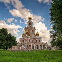 Церковь Покрова в Филях :: Евгений Голубев