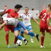 Уверенная победа над Турцией :: Светлана Яковлева