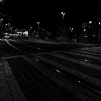 Огни и Линии ночного города :: Arkady Berg