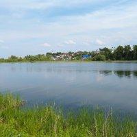 Озеро :: Вик Токарев