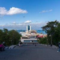 Городские пейзажи Одессы :: Сергей Форос