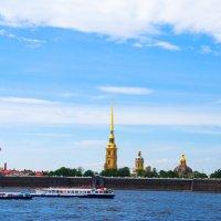 Северная столица :: Анастасия Емельянова