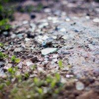 Необычный эффект от разбитых стекол :: Любовь Якимчук