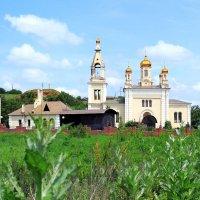 Церковь :: Юрий Гайворонский