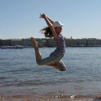 А мне летать охота! :: Самохвалова Зинаида