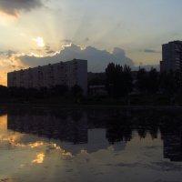 Вечер не очень трудного дня :: Андрей Лукьянов
