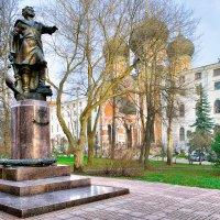 Москва. Измайлово. :: Виталий Лабзов