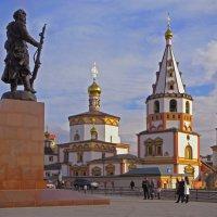 Моему городу - 355 лет! :: Александр Попов
