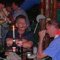 10-ти летний юбилей первого в Алма-Ате ирландского пивного паба Mad Murphys, 16.09.2007г. :: Асылбек Айманов