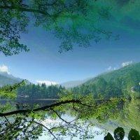 Между небом и .. :: Alexey YakovLev