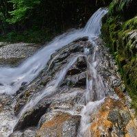 Самшитовые водопады :: Антон Васильев