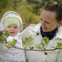 Первая весна :: Виктория Многогрешнова