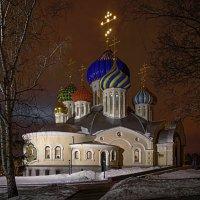 Вечером в Переделкино зимой. :: Viacheslav Birukov