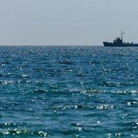 На море :: Сергей Форос
