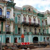Необарокко 19-го века в Петербурге. :: Алла Лямкина