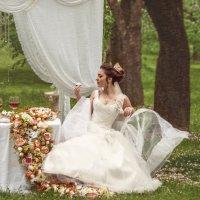 Свадебная фотосессия :: Татьяна Семёнова