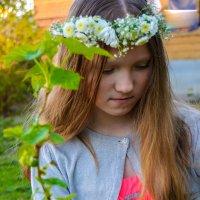 Таня летом гуляет :: Света Кондрашова