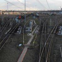 Станция Челябинск :: Юрий